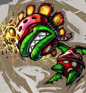 Petey Piranha SM Strikers