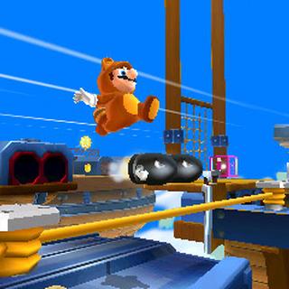 Mario on Airships (E3 demo)