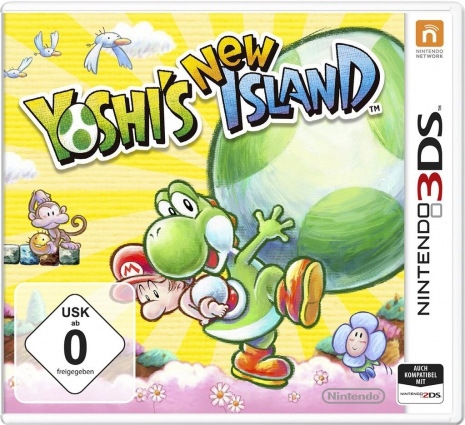Yoshis New Island Welt