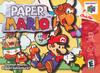 Paper Mario - North American boxart