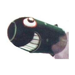 thumb|A Bullet Bill from Super Mario Sunshine.