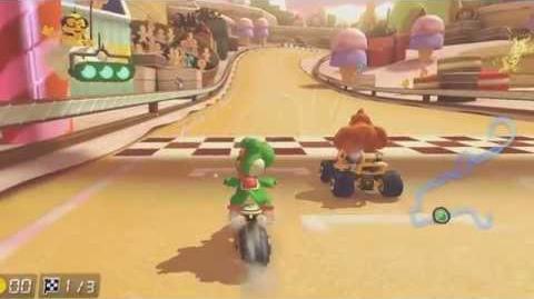 Mario kart 8 -Copa champiñon 50cc