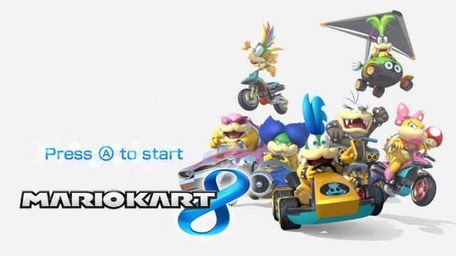 File:Mario Kart 8 Title Screen (Koopalings).jpg