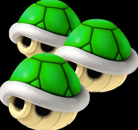 File:Triple Green Shells - Mario Kart Wii.png