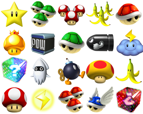 how to start a new game on mario kart 7
