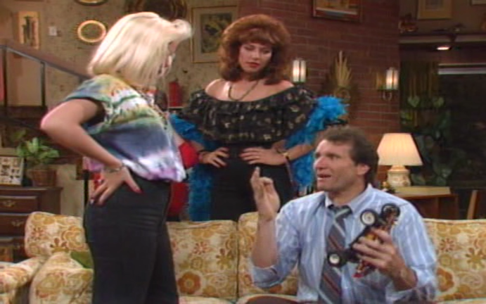 Episode:Johnny B. Gone   Married with Children Wiki ...