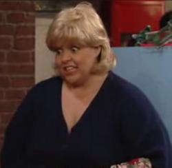 Judy Carmen as Diane - MWC