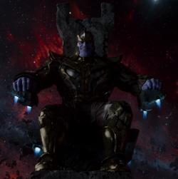 Thanos throne