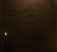 Yggdrasil mural