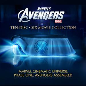Marvel Cinematic Universe - Phase One