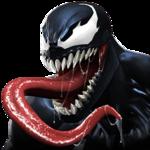 Venom portrait