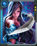 Beautiful Ninja Psylocke