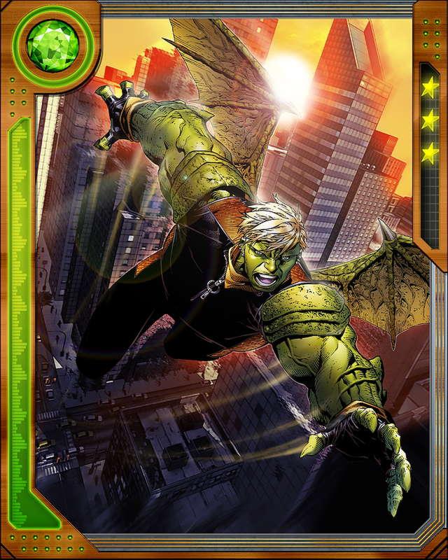 Hulkling - Marvel Comics - Young Avengers - Teddy Altman ...