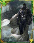 Warrior King Black Bolt