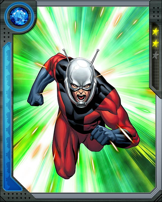It is an image of Critical Marvel Heroes Ant Man