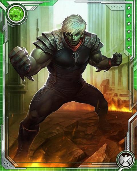 Hulkling   Marvel: War of Heroes Wiki   Fandom powered by Wikia