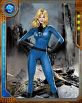 Invisibility Invisible Woman