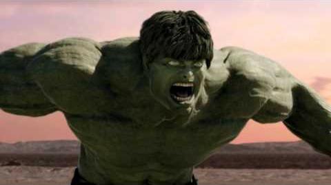 Superman vs Hulk - The Meeting