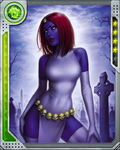 Shapeshifter Assassin Mystique