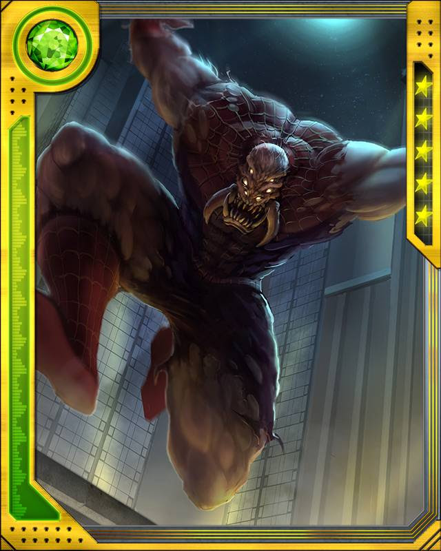 Demonic Spidey  Spider-X   Marvel  War of Heroes Wiki   Fandom