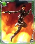 Beautiful Genius Commander Maria Hill