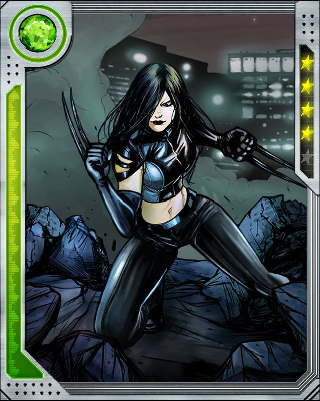 [Triggered] X-23 | Marvel: War of Heroes Wiki | Fandom ... X 23 Marvel