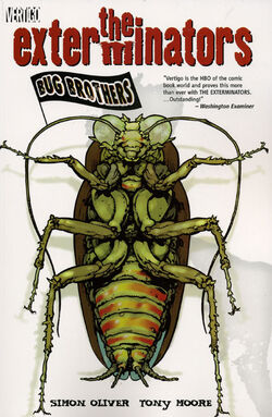 Cover for the Exterminators: Bug Brothers Trade Paperback
