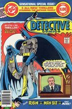 Detective Comics 492