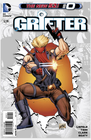 Cover for Grifter #0 (2012)