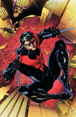 Nightwing Vol 3 1 Textless