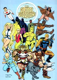 Global Guardians 001