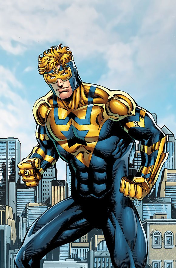 Image result for booster gold