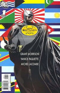 Batman Incorporated Vol 1 1