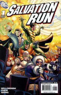 Salvation Run 01