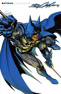 Cover for the Batman Illustrated by Neal Adams Vol 2 Trade Paperback