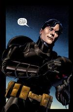 Bruce Wayne is Back