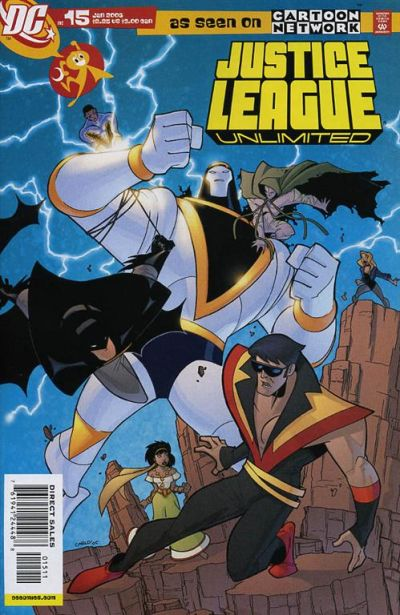 Justice League Unlimited Vol 1 15 | DC Database | FANDOM ...