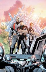 Commander El with Ursa and Non