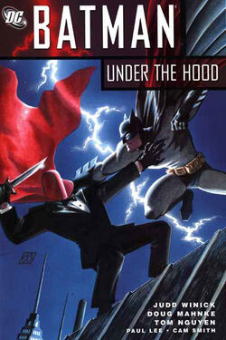 Cover for the Batman: Under the Hood Vol 1 Trade Paperback
