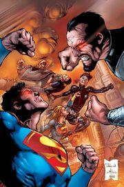 Superman - War of the Supermen Vol 1 1 Textless