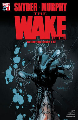 Cover for the The Wake: Part One Trade Paperback