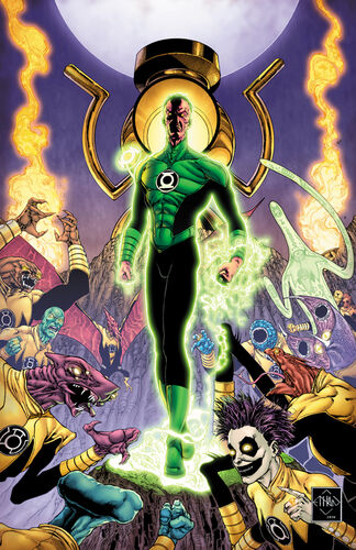 """Textless <a href=""""/wiki/Ethan_Van_Sciver"""" title=""""Ethan Van Sciver"""">Van Sciver</a> Variant"""