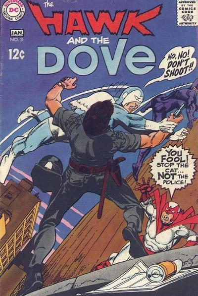 hawk and dove vol 1 3 dc database fandom powered by wikia. Black Bedroom Furniture Sets. Home Design Ideas