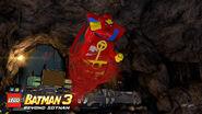 Red Tornado Lego Batman 001