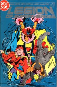 Legion of Super-Heroes Vol 3 1
