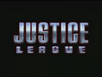 Justice League Title Card