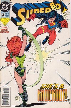 Cover for Superboy (1994)
