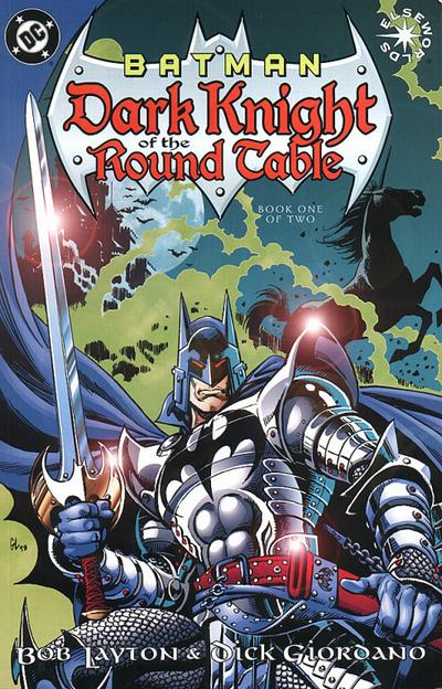 Batman dark knight of the round table vol 1 dc database for 12 knight of the round table