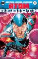 Justice League of America The Atom Rebirth Vol 1 1