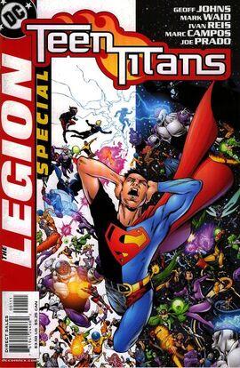 Novos Titãs e a Legião dos Super-Herois #01